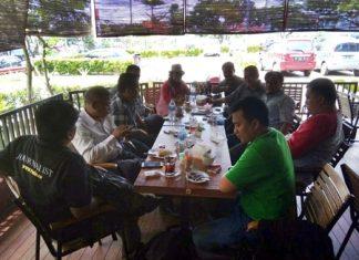 Rapat Persiapan Pengukuhan Pimpinan Wilayah (PW) IWO Kepri Dan Pimpinan Daerah (PD) IWO Kota Batam.