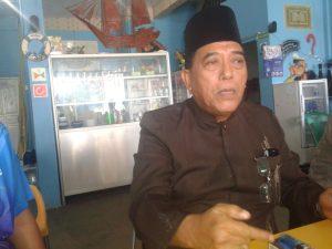 Ketua Garda Fisabilillah, Raja Mansyur Razak