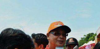 Kepala Disperindag Tanjungpinang Juramadi Esram (ft: dr profil fb pribadi)