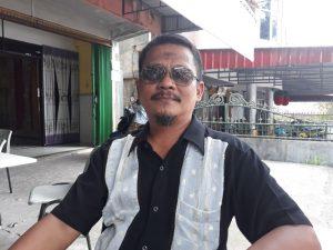 Muslim Matondang, Pemimpin Redaksi Majalah Berita Kepri Pos