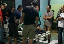 Jasad korban saat di RSUD Tanjungpinang