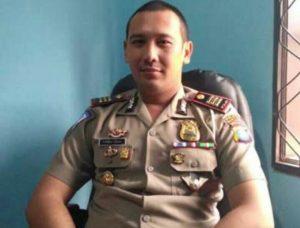 Kasat Lantas Polres Tanjungpinang, AKP Krisna Ramadan Yowa