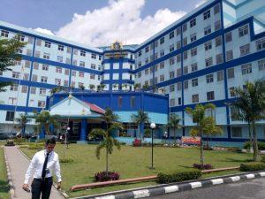 Rumah Sakit Raja Ahmad Tabib, di Tanjungpinang (ft. hukrim)