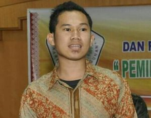 Remon-Direktur Eksekutif DPD Partai Demokrat Kepri