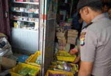 Tim Satgas Ketahanan Pangan Natuna saat Sidak Pasar (dok suluh kepri)