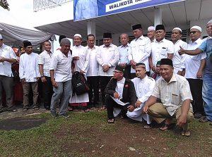 Saat Deklarasi Syahrul Sebagai Calon Walikota Tanjungpinang, beberap waktu lalu (dok.suluh kepri)