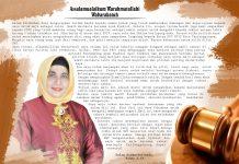 Rahma calon pendamping Syahrul di Pilkada Tanjungpinang 2018