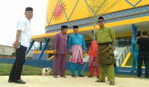 Bupati Apri saat kunjungan kerja ke kota Kijang, Bintan