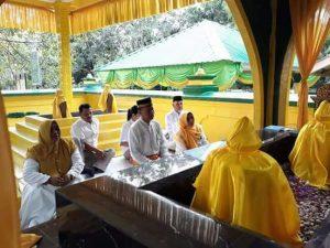 Syahrul-Rahma Ziarah ke Makam Raja di Penyengat, Tanjungpinang