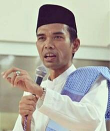 Ustadz Abdul Somad (ft.wi)