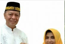 Pasangan calon Syahrul-Rahma