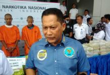 Kepala BNN Komjen Budi Waseso (Buwas)