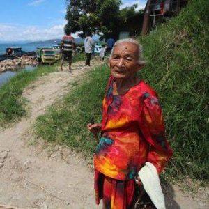 Saulina yang terpaksa bolak-balik ke PN Balige untuk menghadiri sidang