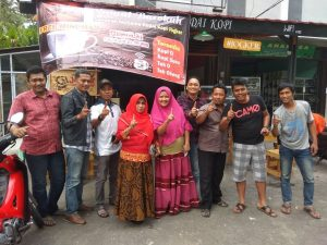 Rahma dan relawan pemenangan