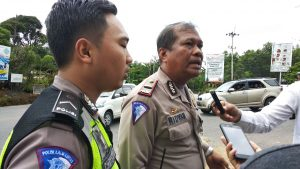 Kanit Laka Satlantas Polres Tanjungpinang Ipda Ridwan