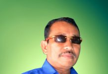 Ketua DPD FORKORINDO Provinsi Kepri Parlin Simanungkalit