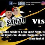 Visi SABAR di Pilkada Tanjungpinang 2018