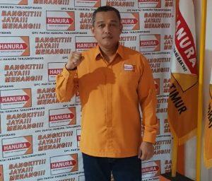 Andi Cori Patahuddin, Bacaleg Partai Hanura untuk DPRD Kepri di Pileg 2019