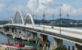 Jembatan 1 Dompak