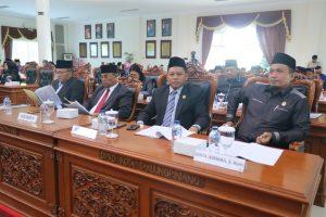 Para anggota DPRD Tanjungpinang