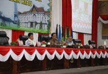 Rapat Paripurna DPRD Kepri