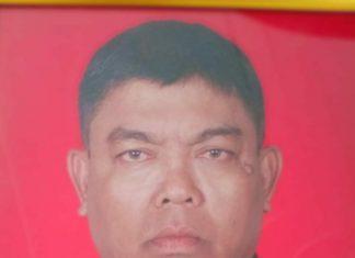 Alm. Arnold Tambunan yang dinyatakan hilang sejak 18 Agustus 2018
