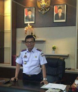 Ketua RBB Tanjungpinang Sanggam Marihot Simamora