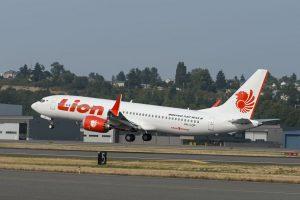 Pesawat Lion Air (ft: istimewa)