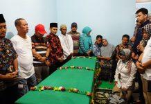 Penyerahan jenazah Jannatun Shintya Dewi kepada pihak keluarga di Surabaya (ft: istimewa/la)