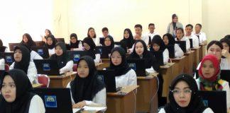 Peserta SKD CPNS Bintan 2018 (ft: hms Bintan)