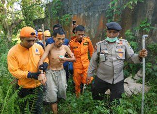 saul pangaribuan yang ditemukan di hutan lindung belakang PLTU