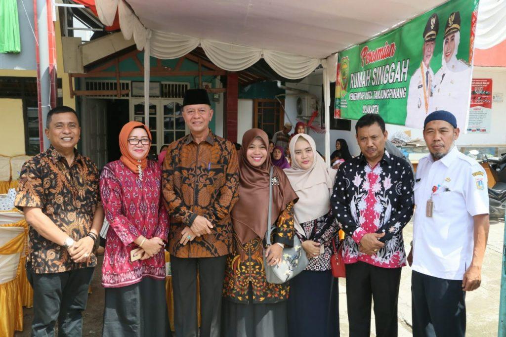 rumah singgah pasien Tanjungpinang di Jakarta