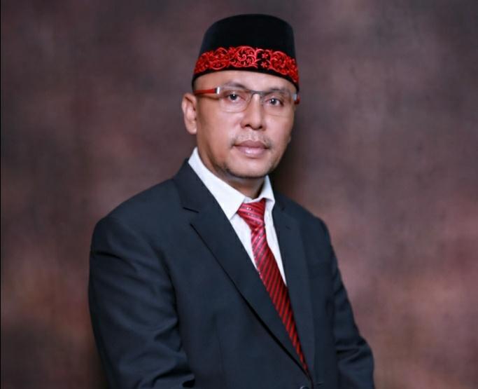 Anggota DPRD Tanjungpinang dari fraksi PDI Perjuangan Agus Djurianto, SH