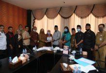 Foto bersama usai melaksanakana RDP